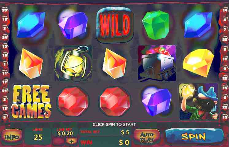Play Bewitched Slots With No Risk And No Download